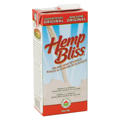 Manitoba Harvest Hemp Milk
