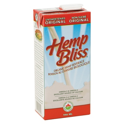 Manitoba Harvest Hemp Milk
