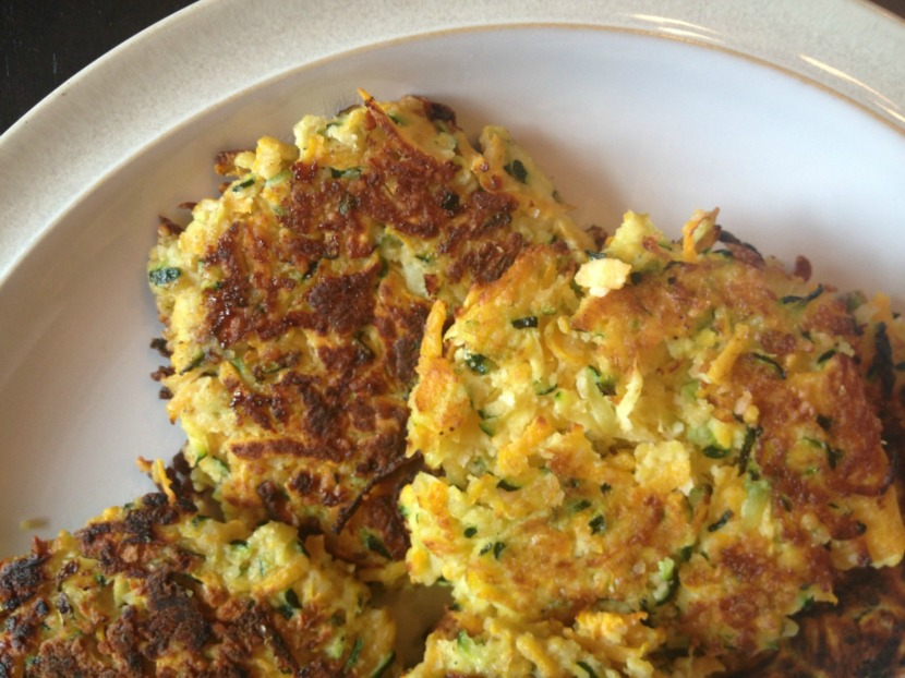 Vegetable Fritters2