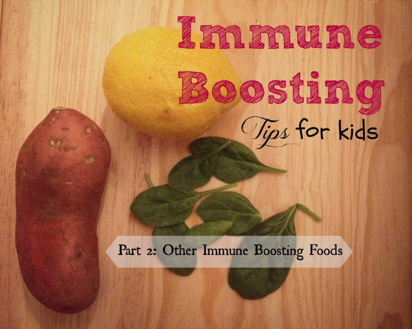 Immune Boosting Tips 1