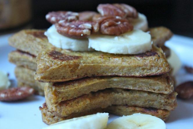 Oatmeal Toaster Pancakes3