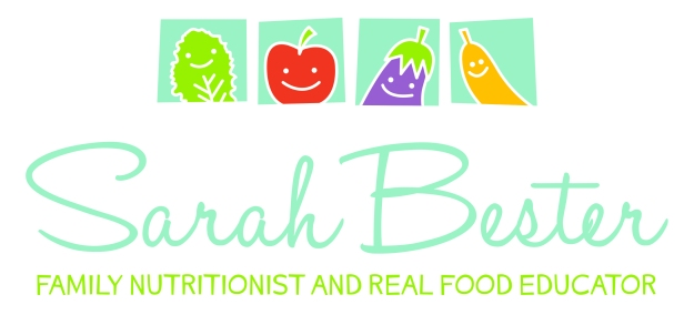 original logo Sarah Bester color