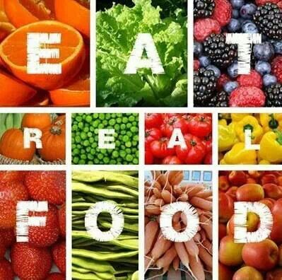 real food quote